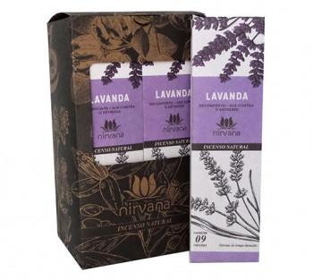 Nirvana Incenso Natural - Lavanda