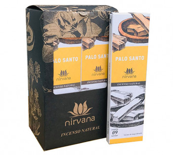Nirvana Incenso Natural - Palo Santo