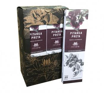 Nirvana Incenso Natural - Pitanga Preta