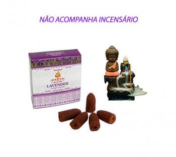 LAVANDA Cone Cascata -  Incenso Indiano (valor unitário)