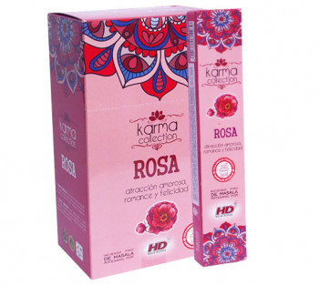 Karma Collection Rosa - Incenso de Indiano Massala (valor unitário)