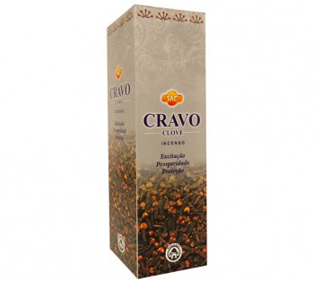 CRAVO - Incenso Indiano SAC