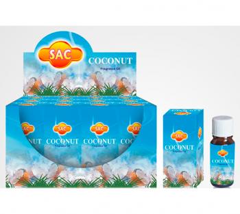 Coco - Essência Indiana para Recho (10ml)