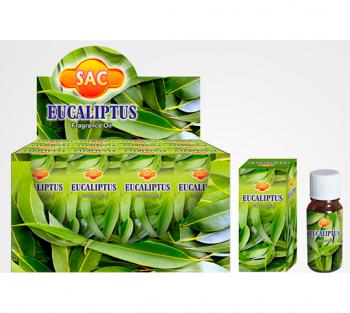Eucalipto - Essência Indiana para Recho (10ml)
