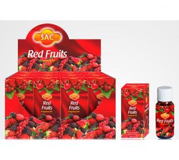 Frutas Vermelhas - Essência Indiana para Recho (10ml)