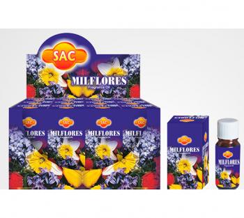 Mil Flores - Essência Indiana para Recho (10ml)
