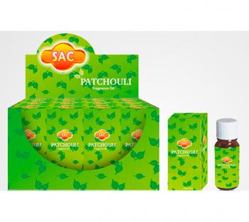 Patchouli - Essência Indiana para Recho (10ml)