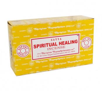 SATYA SPIRITUAL HEALING - Incenso Indiano de Massala