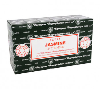 SATYA JASMINE - Incenso Indiano de Massala