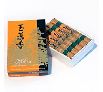 TAMAMOKO - Incenso em Bastonete para Meditação (caixa com 10 maços)