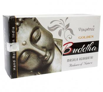 GOLDEN BUDHA - Incenso Indiano massala