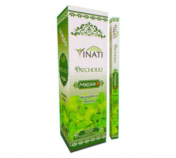 Patchouli Massala - Incenso Indiano Vinati