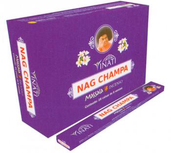 Nag Champa Massala - Incenso Indiano Vinati