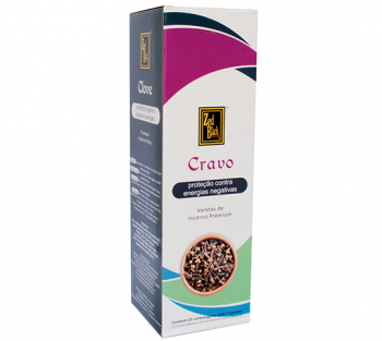 CRAVO - Incenso Indiano Zed