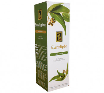 EUCALIPTO - Incenso Indiano Zed