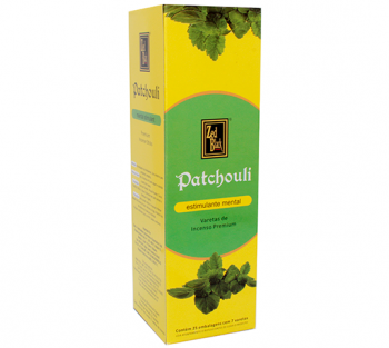 PATCHOULI - Incenso Indiano Zed