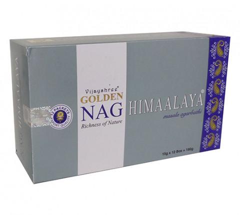 GOLDEN NAG HIMALAYA - Incenso Indiano massala
